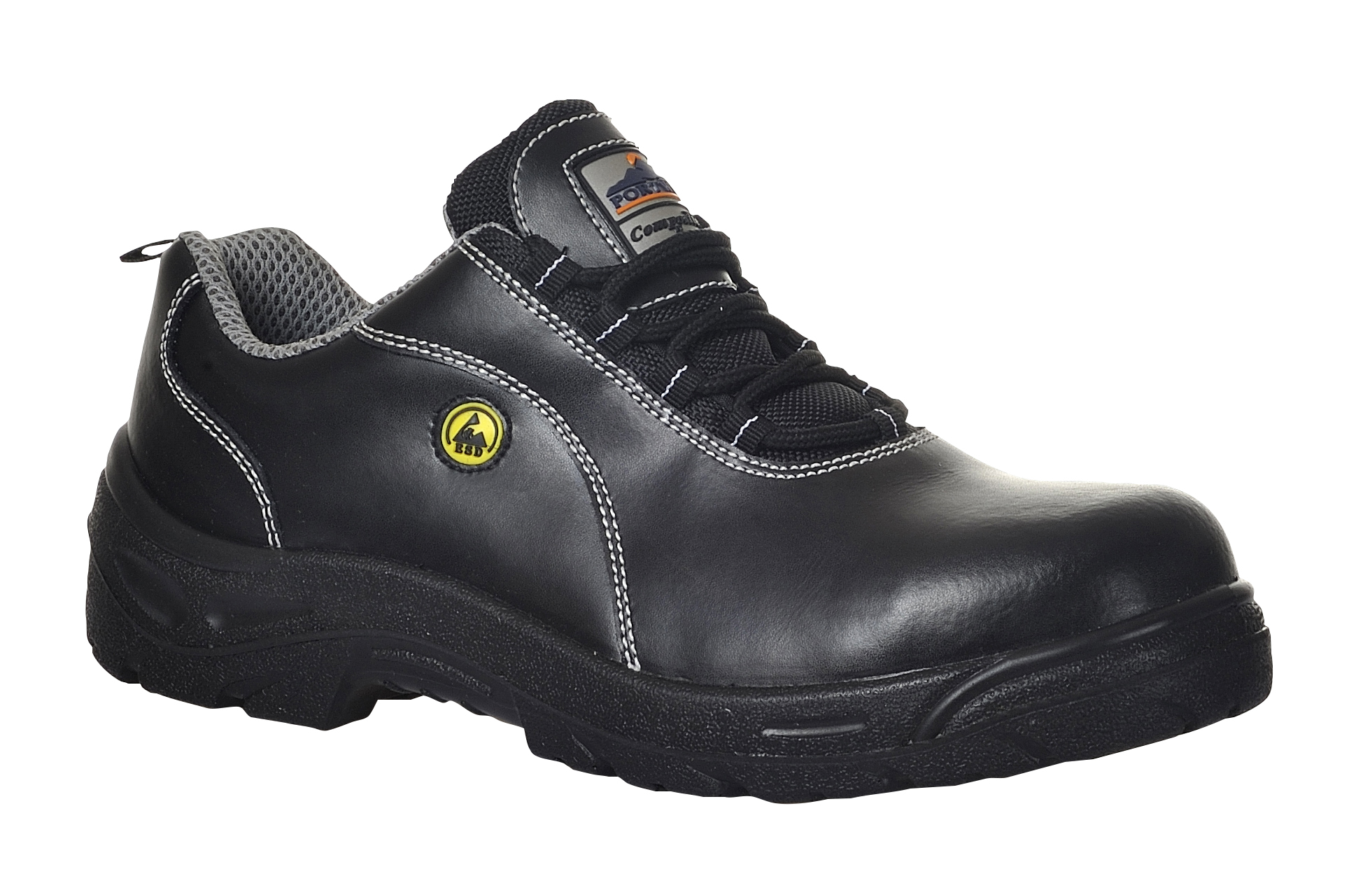 FC02-ESD Leather Safety Shoe