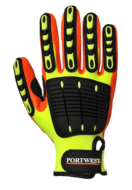 Portwest Anti Impact Grip Glove - A721