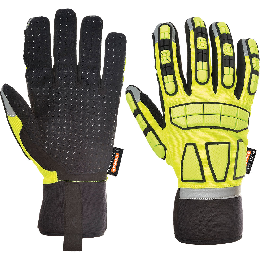 Portwest Safety Impact Glove Unlined - A724