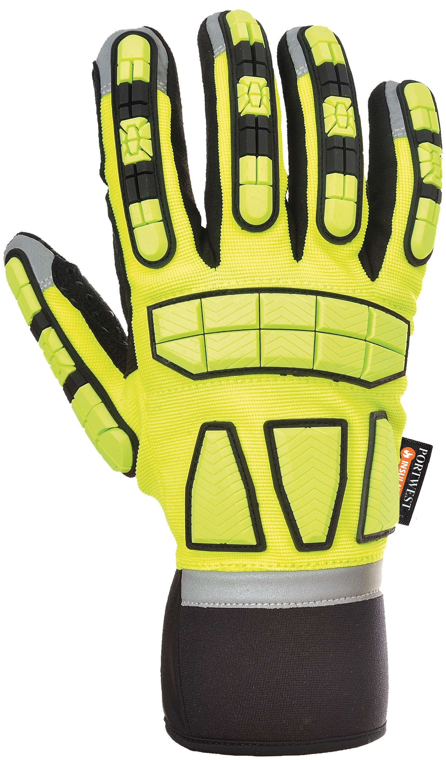 Portwest Lined Impact resistant Glove - A725