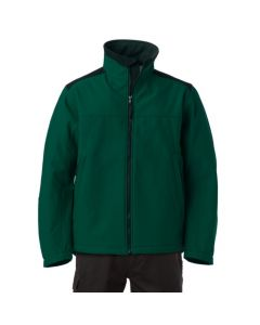 018M Russell Workwear Softshell Jacket