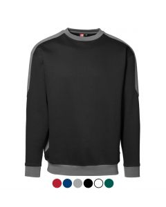 ID PRO WEAR CLASSIC SWEATSHIRT CONTRAST (70% Cotton/30% Polyester) 290g ID0362