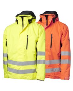 VIKING WATERPROOF HIVIS JACKET VTX STANDARD 112083-126