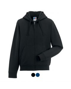 Russell Authentic Faull Zipped Hoodie 266M