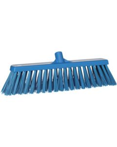 Vikan Broom, 530mm, Stiff Brush