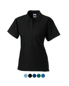 Russell Ladies Classic Polycotton Polo 539F