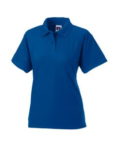 539F- Russell Ladies Classic Polycotton Polo