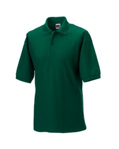 539M-539M Russell Men's Classic Polycotton Polo