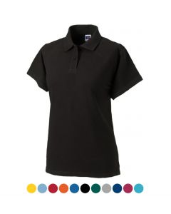 RUSSELL CLASSIC COTTON POLO SHIRT 569F