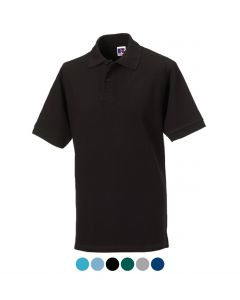 RUSSELL CLASSIC COTTON POLO SHIRT 569M