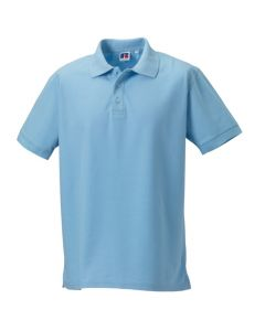 577M RUSSELL ULTIMATE COTTON POLO SHIRT