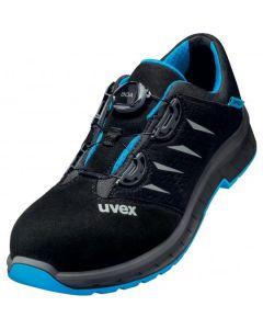 Uvex 2 trend S1P SRC safety shoe with Boa® Fit System - 69382