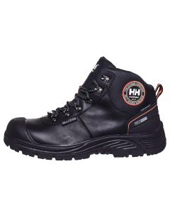 HELLY HANSEN CHELSEA MID BLACK S3 WATERPROOF WORK BOOTS 78250