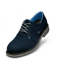 Uvex 1 business Lace up blue safety shoe - 84282
