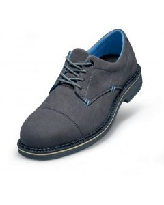 Uvex 1 business Lace up grey safety shoe - 84698