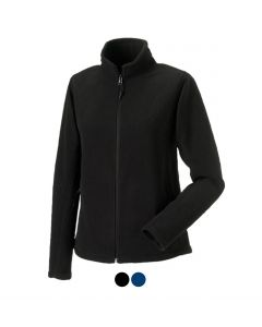 RUSSELL LADIES FULL ZIP OUTDOOR FLEECE 8700F