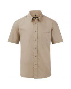 Russell Short sleeve classic twill shirt J917M
