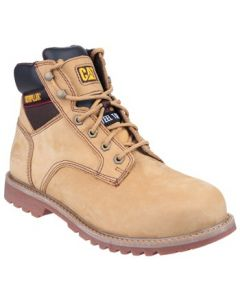 "CATERPILLAR ELECTRIC 6"" STEEL TOE BOOTS"
