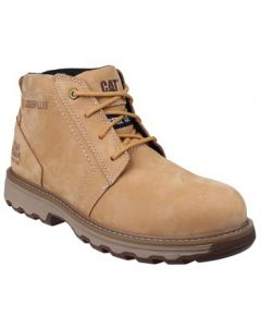 CATERPILLAR PARKER S1P STEEL TOE BOOTS