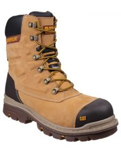 CATERPILLAR PREMIER S3 WATERPROOF STEEL TOE BOOTS