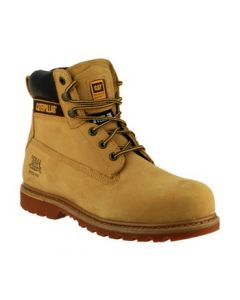 CATERPILLAR HOLTON S3 STEEL TOE BOOTS