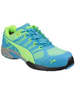 PUMA BLUE CELERITY KNIT S1P SAFETY TRINERS