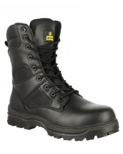 Amblers Black S3 Non Metallic Safety Boots FS009C