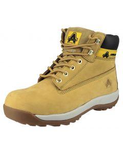 Amblers Honey SBP Unisex Steel Toe Boots FS102