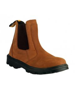 Amblers Brown S3 Dealer Safety Boots FS131
