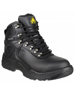 Amblers Black Waterproof S3 Safety Boots FS218