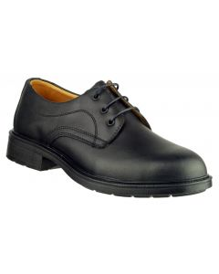 Amblers Black S1 Safety Shoes FS45
