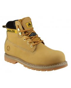 Amblers Honey SBP Steel Toe Boots FS7