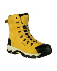 Amblers Honey S3 Side Zipped Safety Boots FS998C