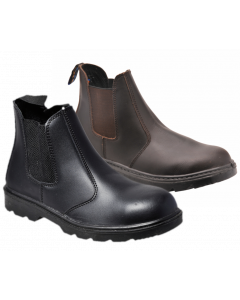 FW51-Steelite Dealer Boot S1P