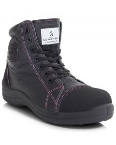 PB202-BLK Libertine High - Black Ladies Boot