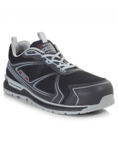 PB220-BLGY Gravity Five - Grey/Black Lightweight Trainer