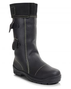 PB24-BLK High Leg Foundry Boot