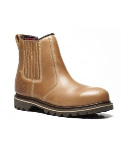 V1241-STAMPEDE VINTAGE LEATHER DEALER BOOT
