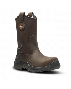 V1607 TIGRIS RIGGER BOOT IGS BROWN S3 UNLINED