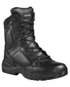 HI-TEC MAGNUM VIPER PRO 8.0 BLACK NON METALLIC WATERPROOF NON SAFETY BOOT M800680