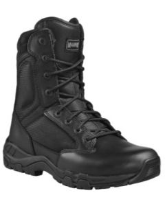 HI-TEC MAGNUM VIPER PRO 8.0 BLACK NON METALLIC SIDE-ZIP NON SAFETY UNIFORM BOOT M800639