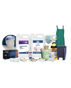 COVID-19 Essential Close-Contact Professional Protection Range