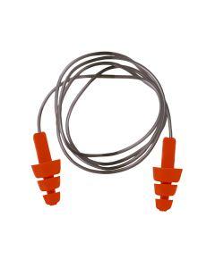 Reusable Corded TPR Ear Plug - EP04ORR