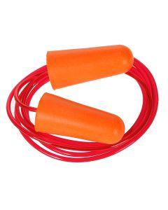 Corded PU Foam Ear Plug (200 pairs) - EP08