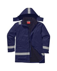 Portwest FR Anti-Static Winter Jacket - FR59