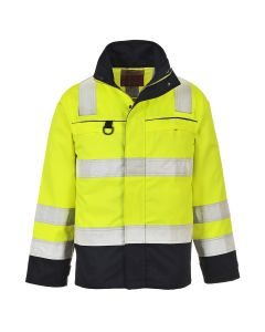 Portwest Hi-Vis Multi-Norm Jacket - FR61