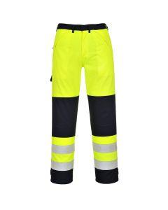 Portwest Hi-Vis Multi-Norm Trousers - FR62