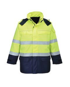 Portwest Bizflame Multi Arc Hi-Vis Jacket - FR79