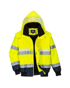 Glowtex 3-in-1 Jacket - G465YNRL