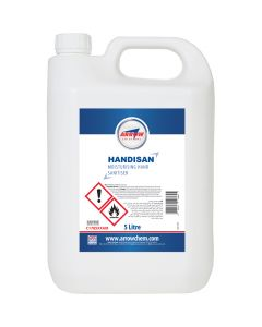 HANDISAN BACTERIAL HAND CLEANSER 5 LITRE - C178